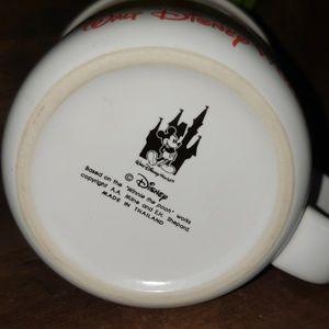 "Disney Kitchen - ""5/$25""Walt Disney World Winnie the Pooh Mug"